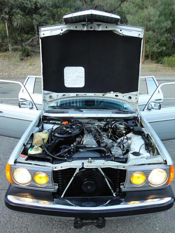 1982 mercedes benz 300td german cars for sale blog for How much does a mercedes benz silver lightning cost
