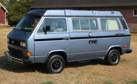 volkswagen vanagon westfalia german cars  sale blog