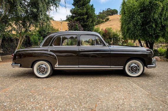 1958 mercedes benz 220s german cars for sale blog