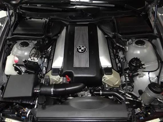 2002 BMW 540i Touring – German Cars For Sale Blog