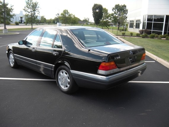 Ministerial Transport: 1997 Mercedes-Benz S420 & 1995 Mercedes-Benz S320 – German Cars For Sale Blog