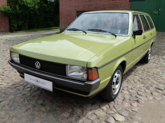 wagon week  volkswagen passat  variant german cars  sale blog