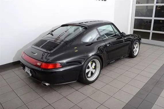 1998 porsche 911 carrera s german cars for sale blog. Black Bedroom Furniture Sets. Home Design Ideas