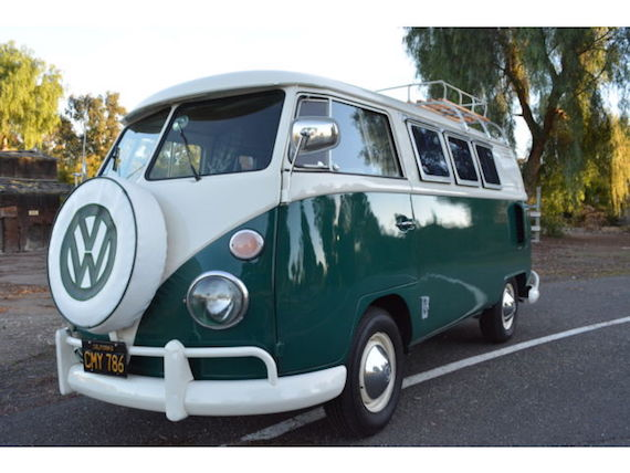 Restomods For Sale >> 1965 Volkswagen Bus EZ Camper – German Cars For Sale Blog