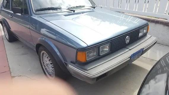 2017 Volkswagen Jetta Configurations >> 1984 Volkswagen Jetta Coupe – German Cars For Sale Blog