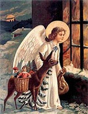 Christ Child Christkind German Culture