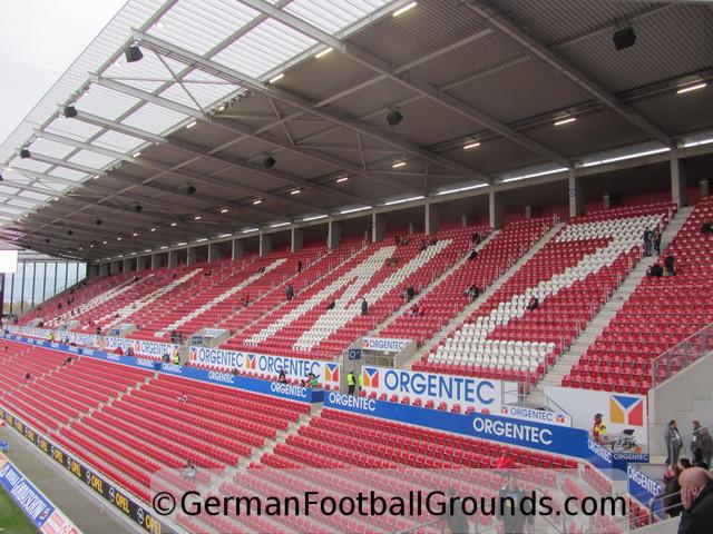 Resultado de imagen de mainz 05 stadium