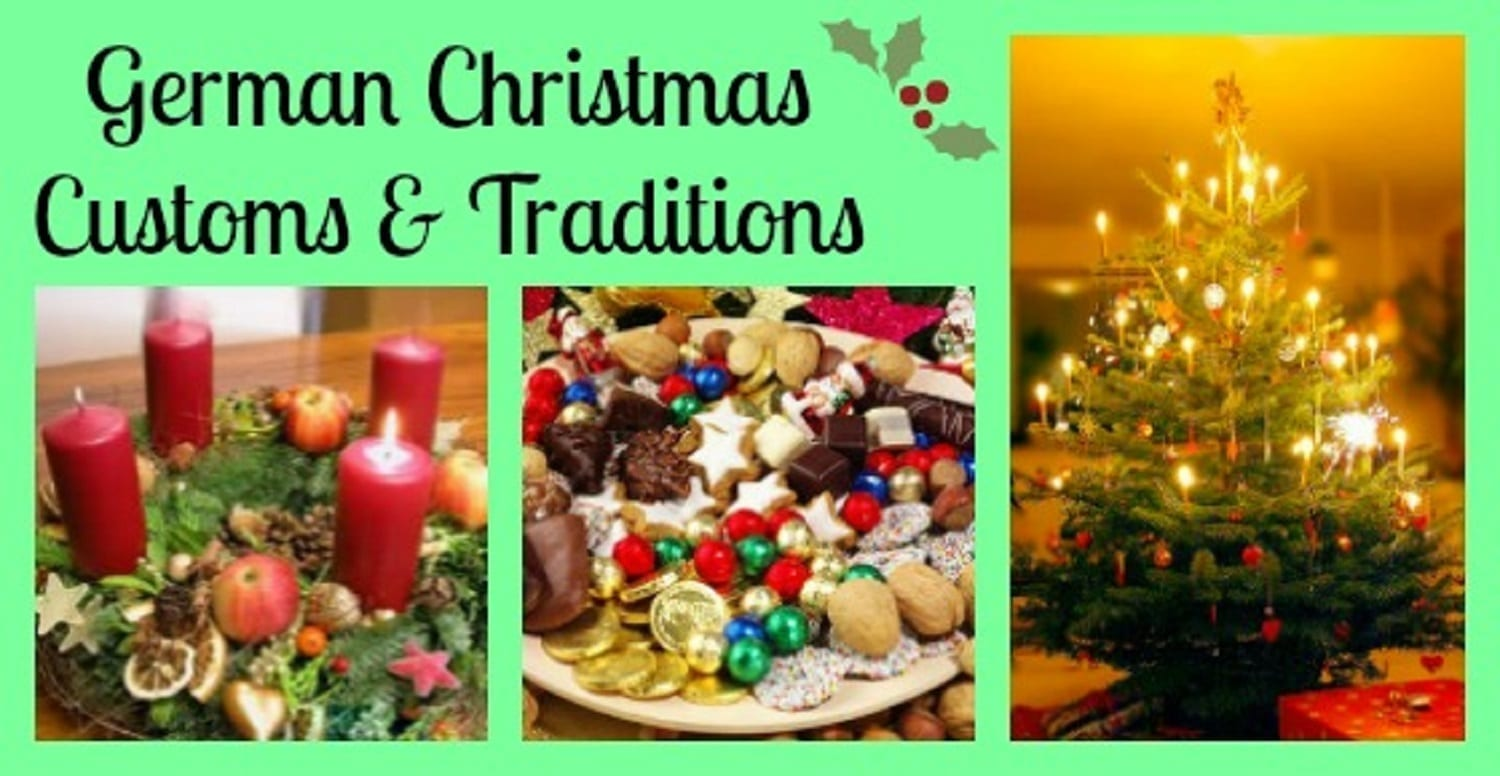 German Christmas Traditions Celebrate A German Christmas