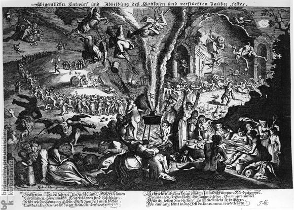 Za 1. svibnja klanjaš se Luciferu i slaviš Valpurgijsku noć ...