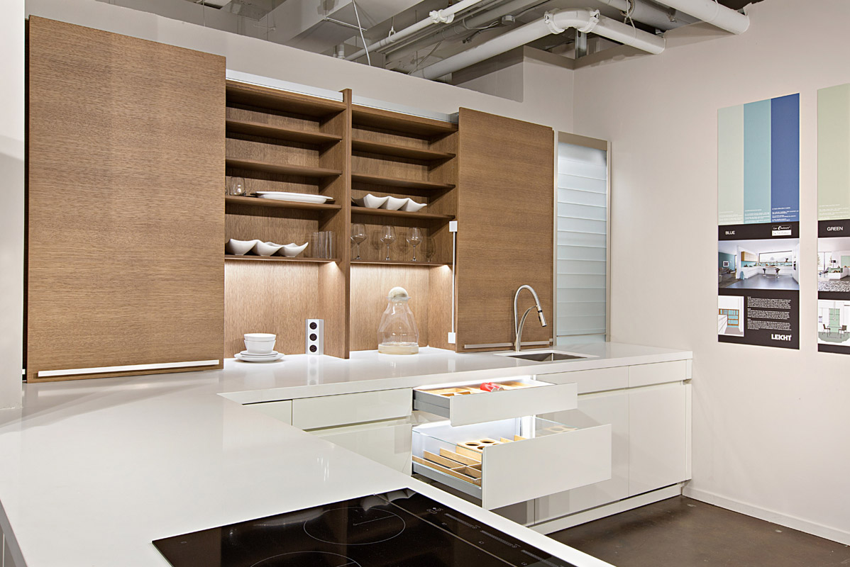 Modern Kitchens Showroom Atlanta