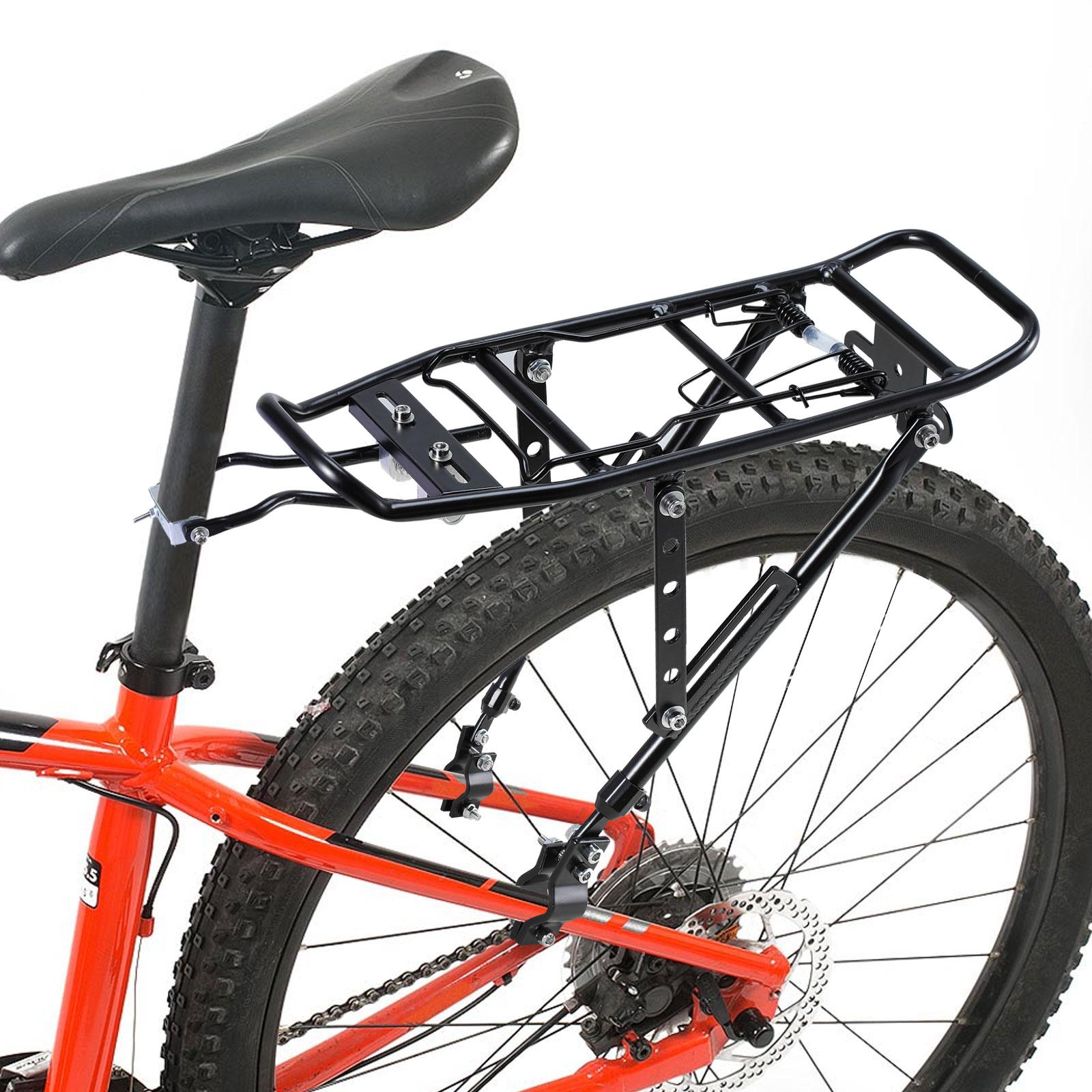Bike Rear Rack Seat