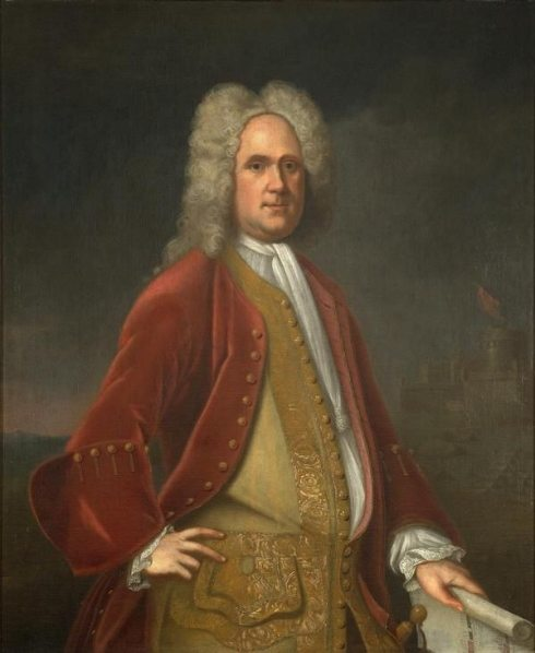 Today in 1714: Virginia Gov. Spotswood takes note of new colony of Germans