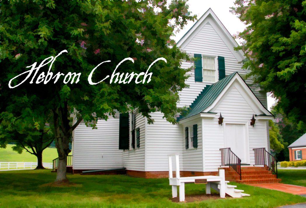 Hebron Lutheran Church, Madison, VA