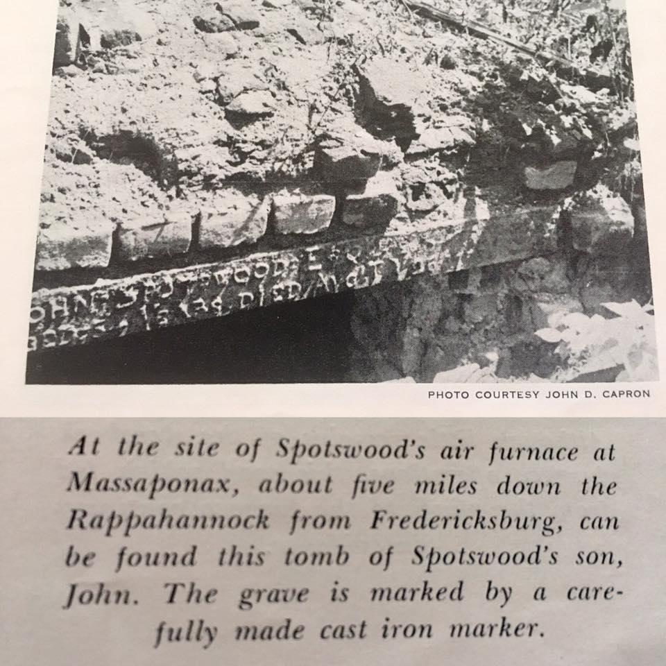 Germanna Museum Artifact: John Spotswood | Germanna Foundation