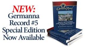 Germanna Record #5
