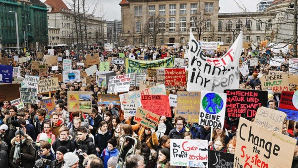 "Greta und ""Fridays for Future"""