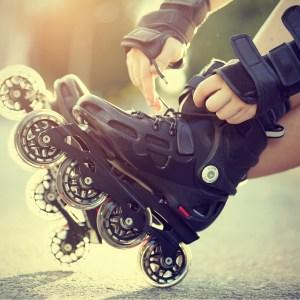 Rollerblading With Your German Shepherd