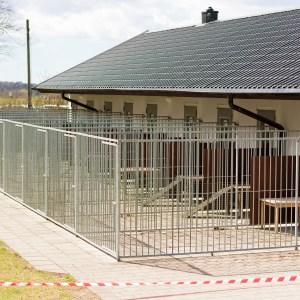 Outside Dog Kennels For German Shepherd