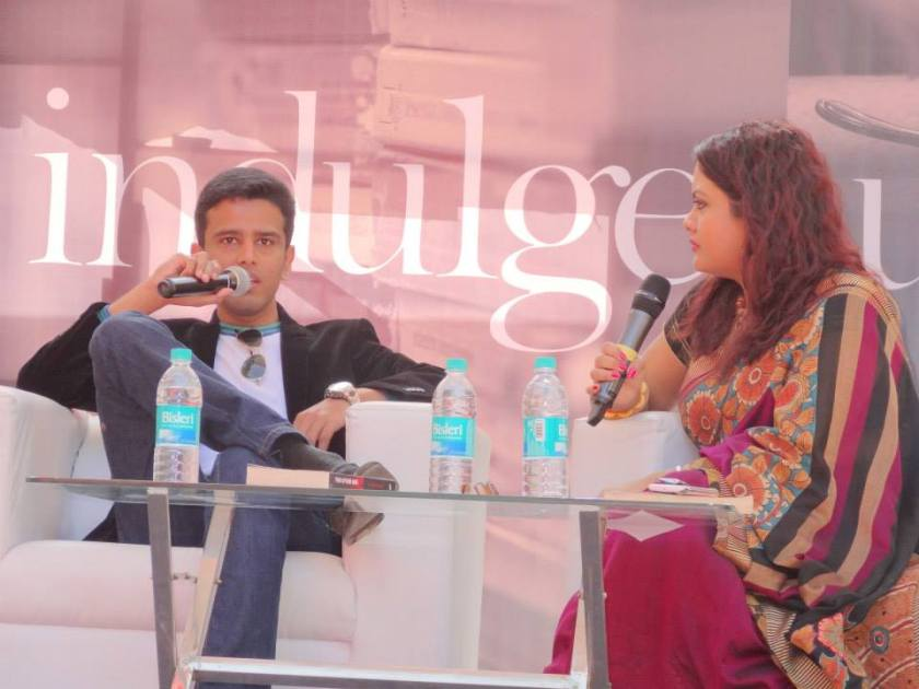 Faraaz Kazi - a new author from Mumbai