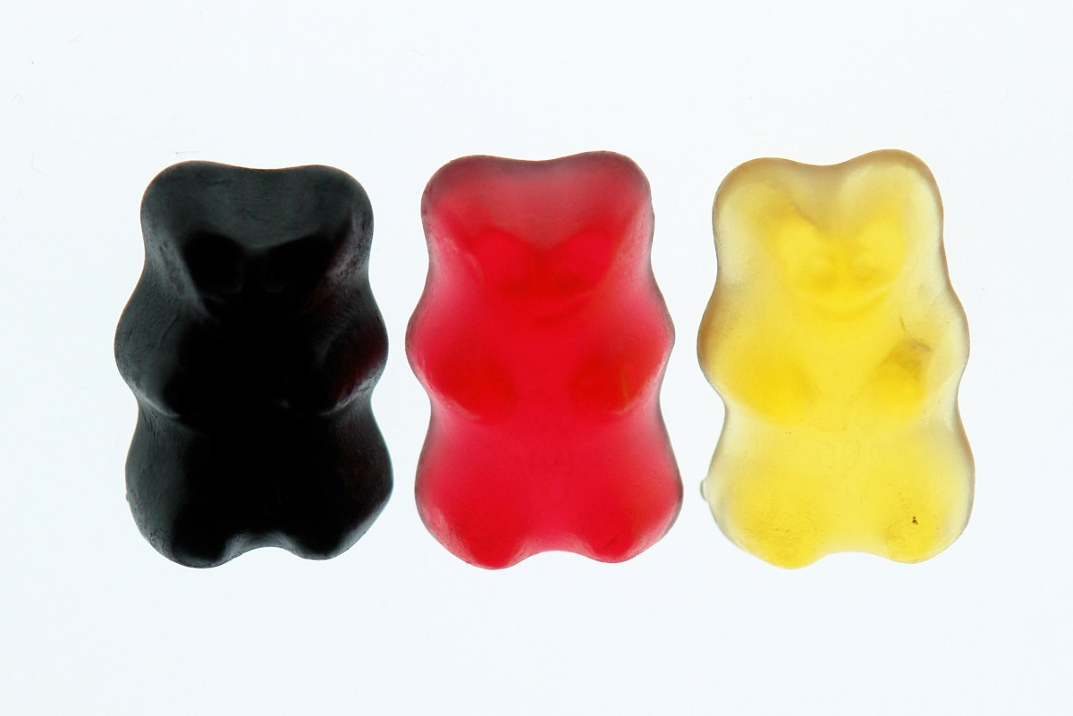 Gummibären – a German delight since 1920