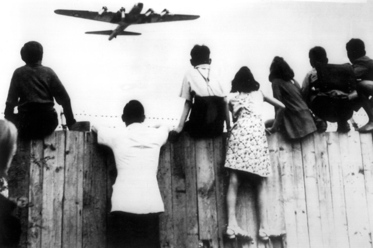 Reader submission: Remembering the Berlin Airlift