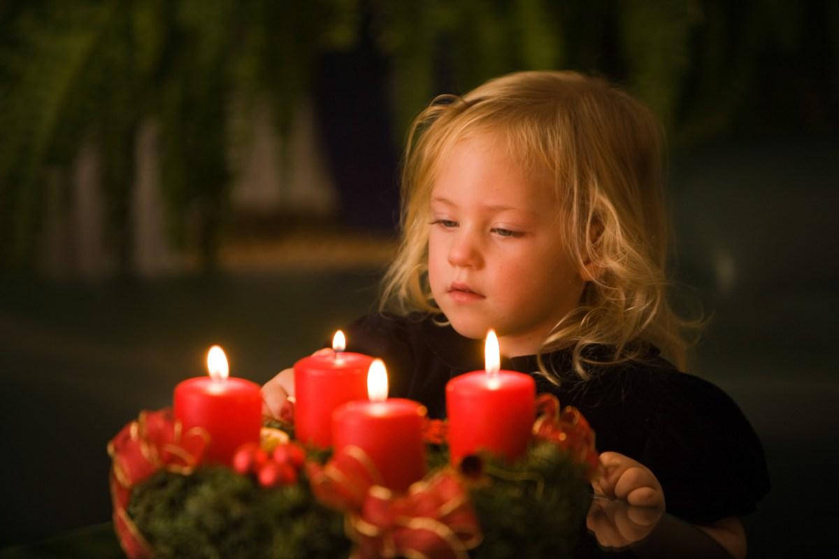 Marking the Advent season