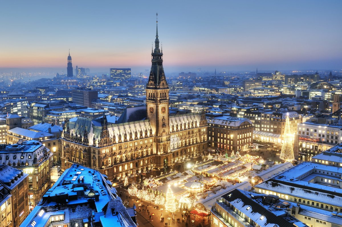 The history of German Christmas markets