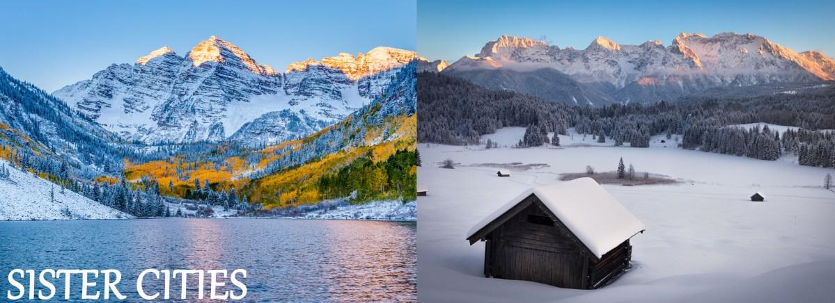 Garmisch-Partenkirchen: The Aspen of Germany