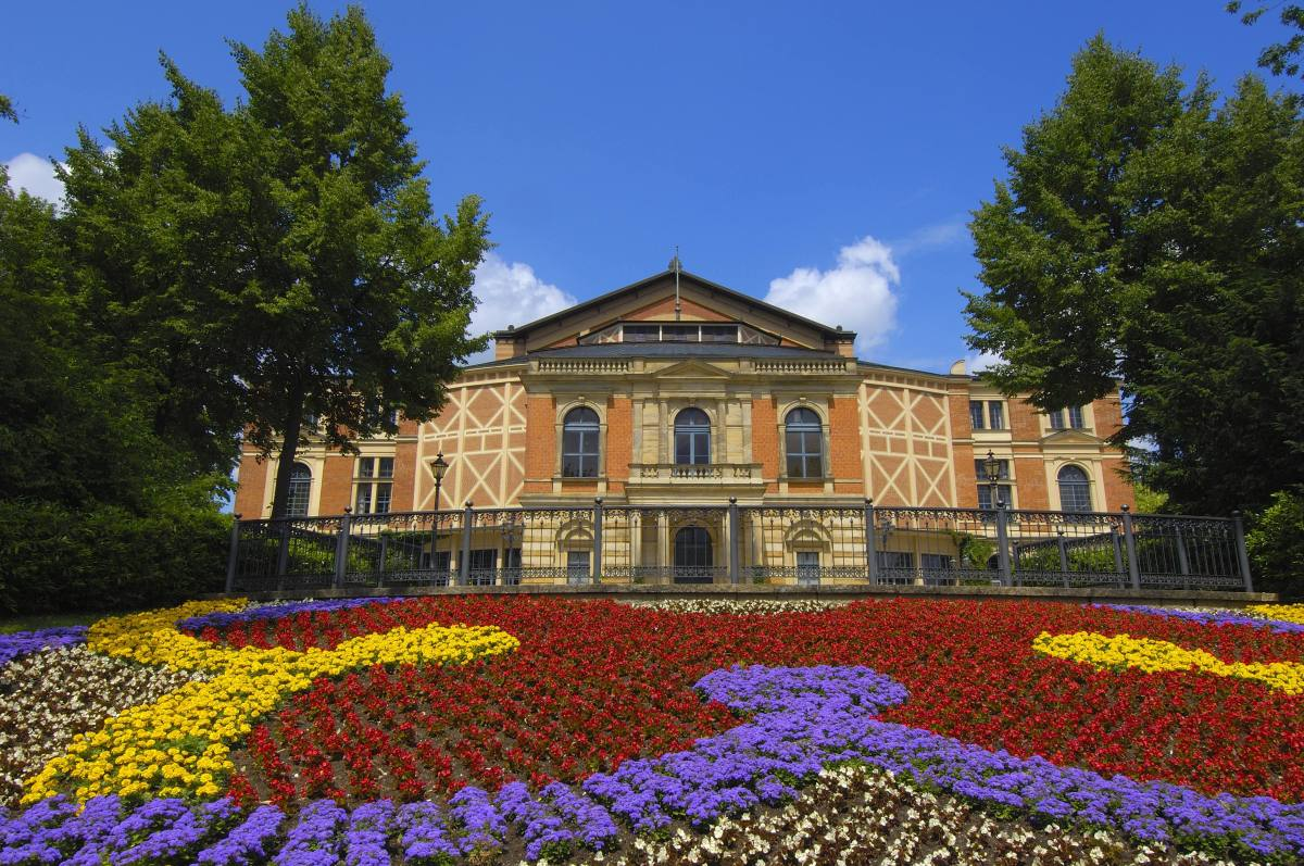 "Wagner fans flock to Germany for the ""Bayreuth Festspiele"""
