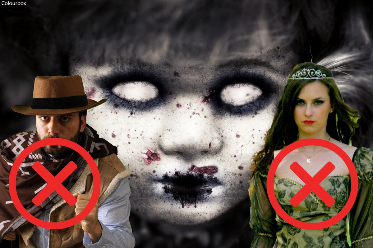 No Cowboys or Princesses! Why German Halloween costumes are 'spooky only'