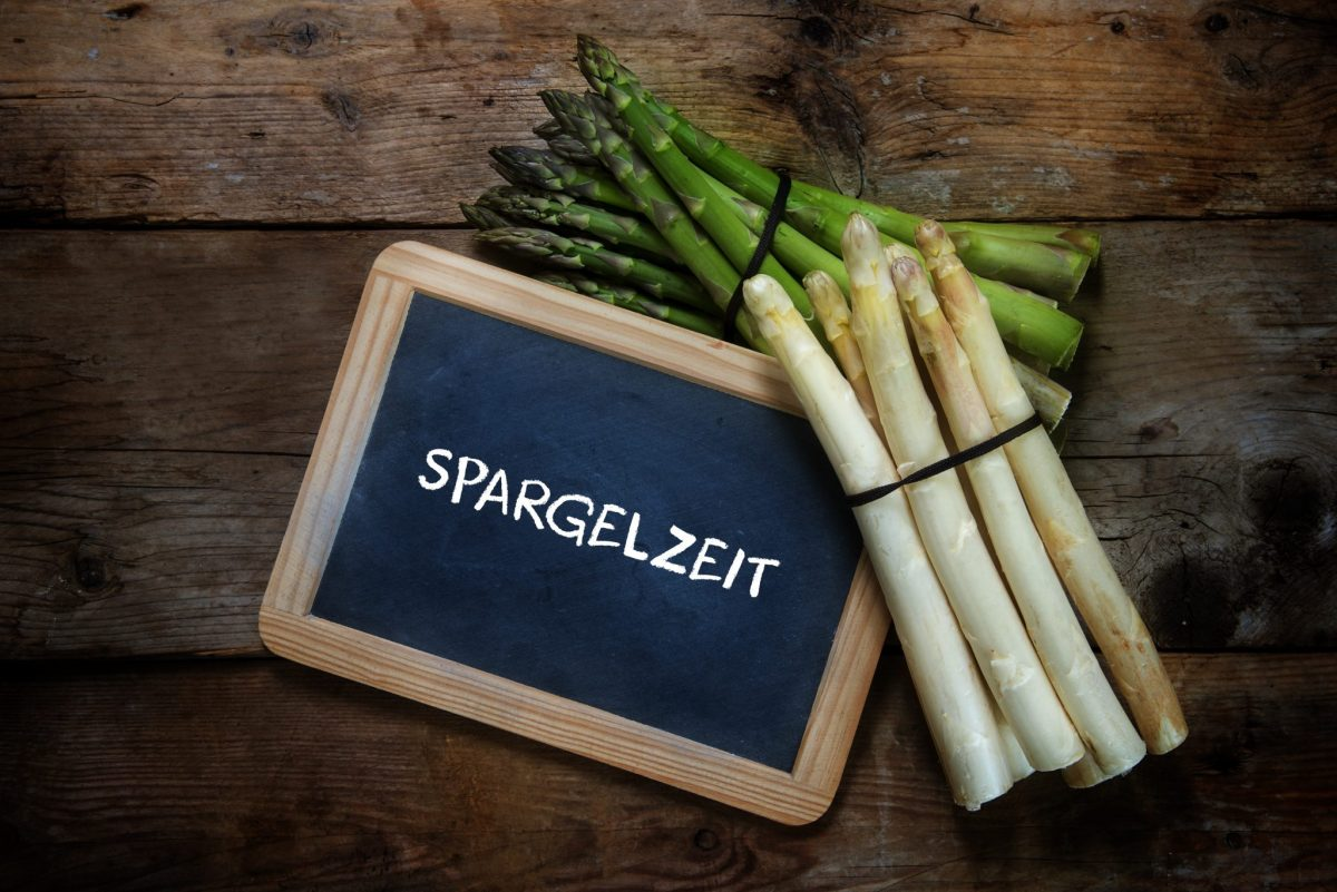 Word of the Week: Spargelzeit