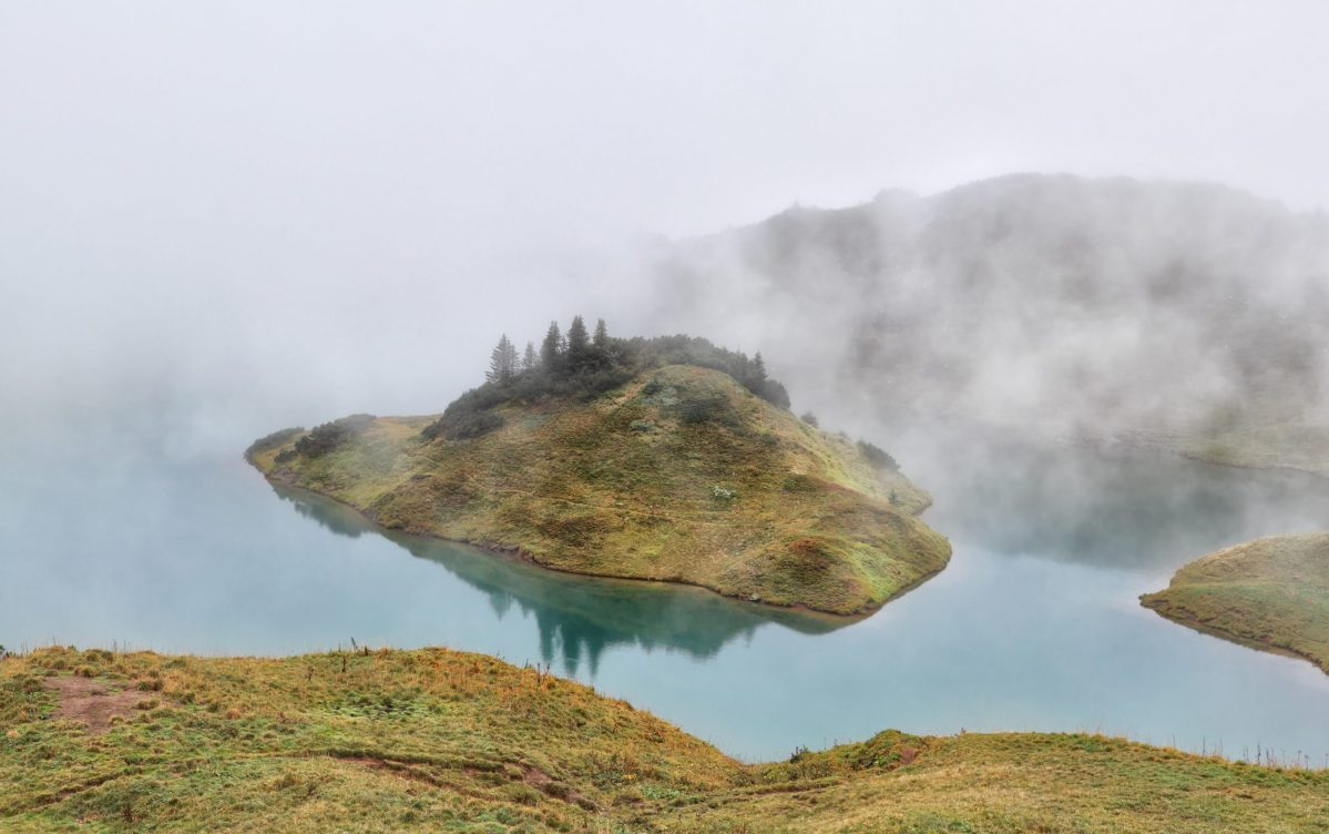 Germany's most frightening lake: the Schrecksee