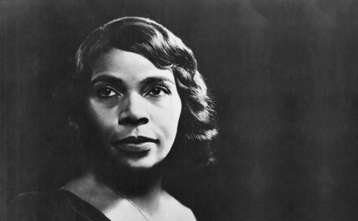 Marian Anderson inspired Germans | #BlackHistoryMonth
