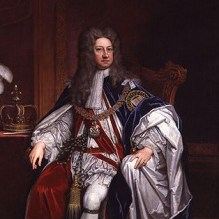 King George I of England, painted by Sir Godfrey Kneller