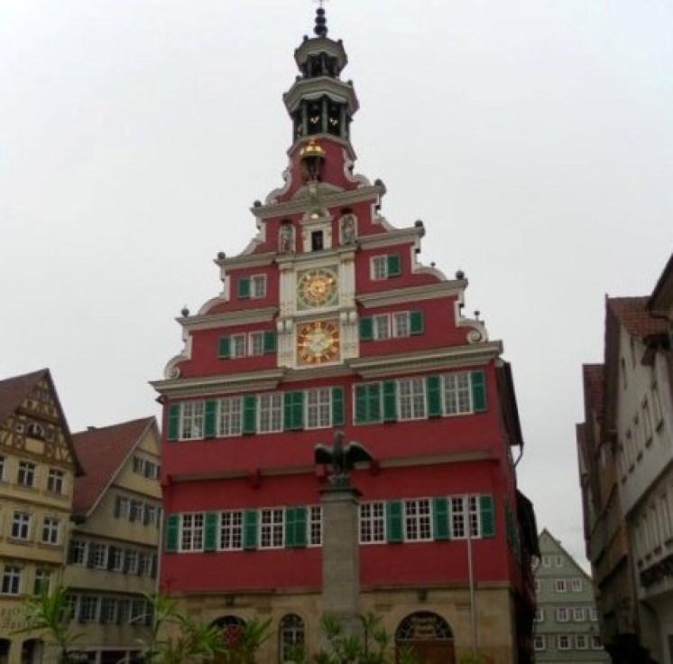 City breaks in Germany: Esslingen