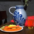 Applewine and Frankfurters in Frankfurt's Sachsenhausen