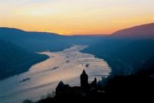 Rhine at Bacharach
