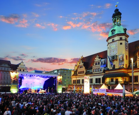 The Leipzig Bach Festival takes place every summer © Mothes