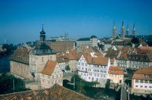 Bamberg city view