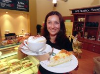 Food in Germany: coffee and cake