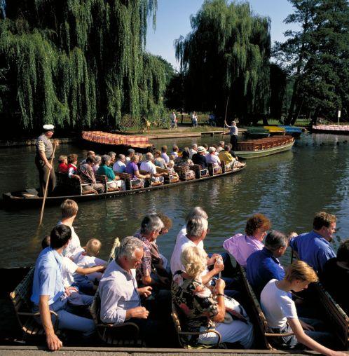 Boat tour Lübbenau
