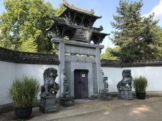 Chinese Gardens, Bethmann Park © Barbara Geier