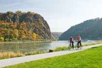 Cycling in Germany: Cycling along the Rhine