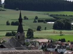 Windischeschenbach is a pleasing place in rolling wheat fields