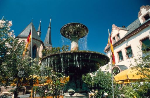 Wine in Germany: German Wine Route in the Palatinate