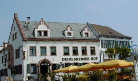 Hotel Deidesheimer Hof, Deiseheim, Landkreis Bad Dürkheim, Deutschland