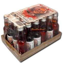 Erich's Revenge, an alcoholic herbal digestif. Ossi Laden