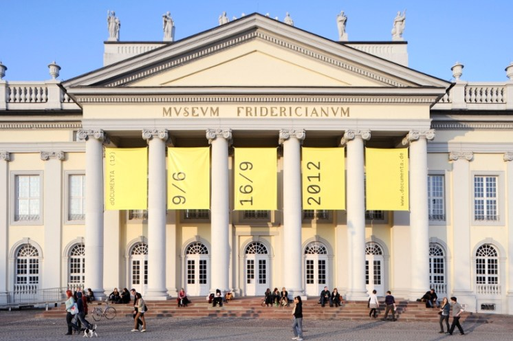 The Fridericianum is dOCUMENTA's key venue