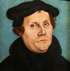 Martin Luther by Lucas Cranach