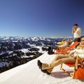 Skiing in Germany: Oberstaufen